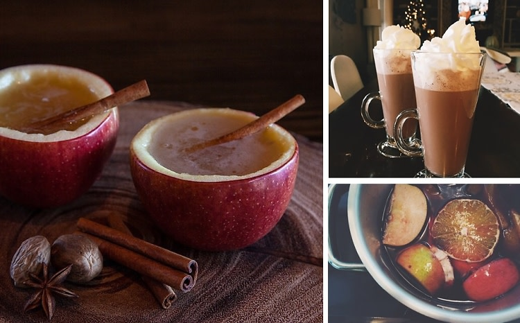 8 Hot Cocktails To Warm You Up All Winter Long