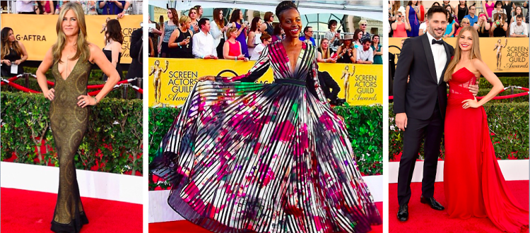 Best Dressed Guests: The 2015 SAG Awards