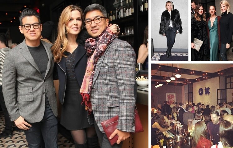 Jason Wu & Casey Fremont Host The Young Friends of ACRIA Cocktail Party