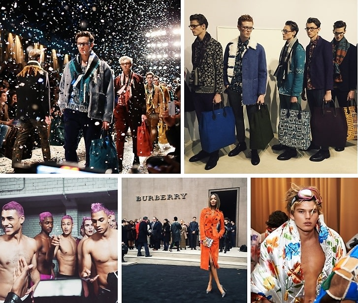 Instagram Roundup: London Collections: Men
