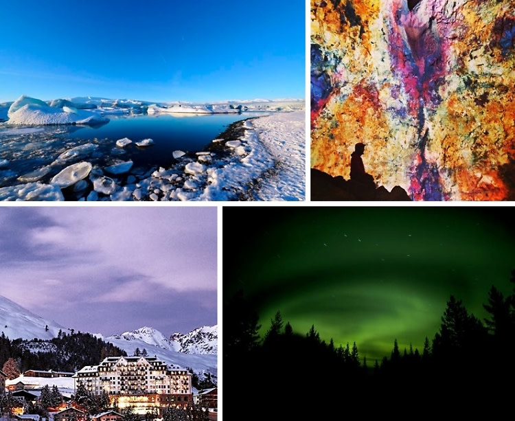 European Winter Wonderlands