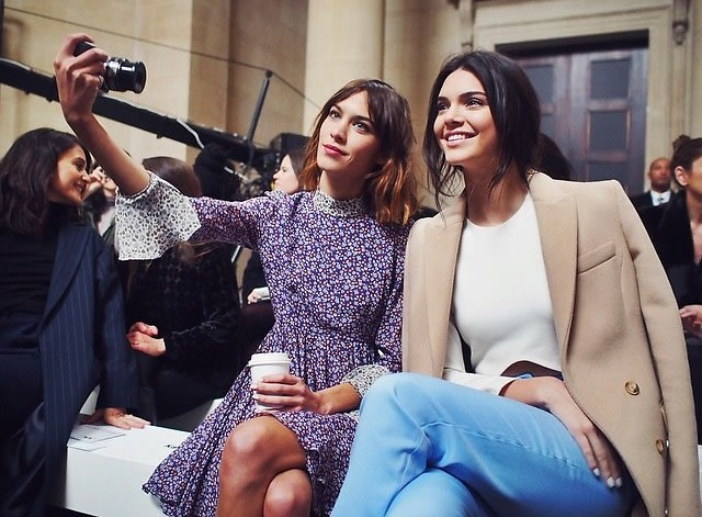 Instagram Round Up: The Best Of London Fashion Week AW15