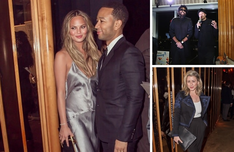 John Legend & Chrissy Teigen Join Public School For The Reimagine Learning Initiative