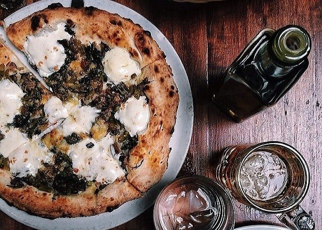 10 Iconic NYC Pizza Pies That Should Be On Your Bucket List