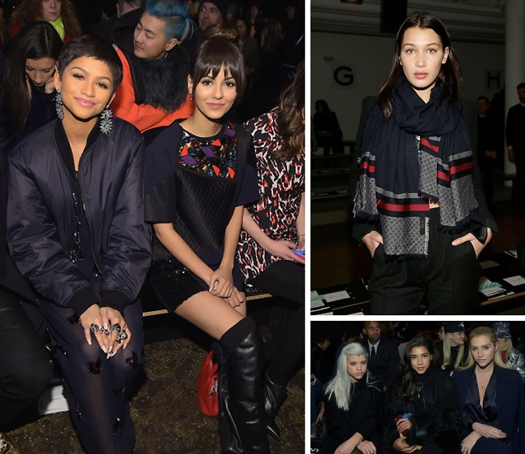 NYFW 2015: This Season's Freshest Front Row Faces