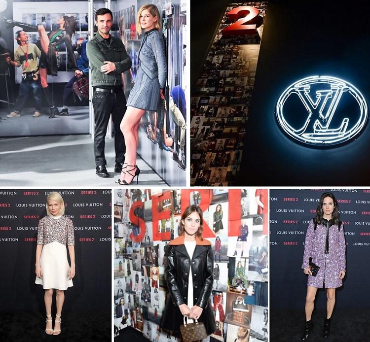 Louis Vuitton 'Series 2' Exhibition Opening