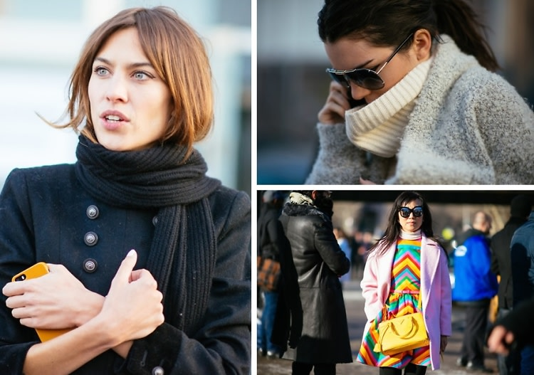 Fashion Week Street Style: Day 6 With Alexa Chung, Kendall Jenner & Marc Jacobs