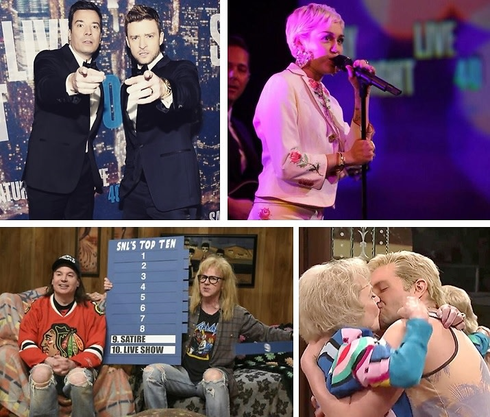 The Top 5 Must-See Moments From SNL's 40th Anniversary