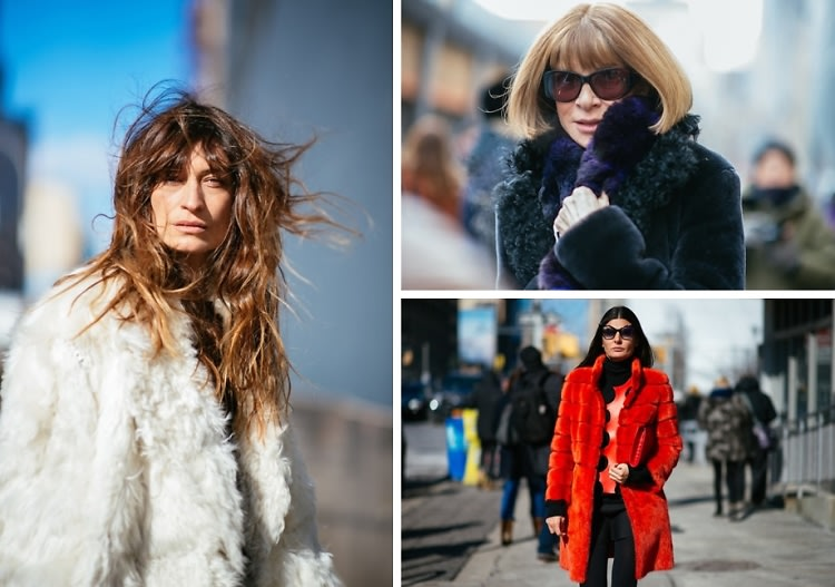 Fashion Week Street Style: Day 8 With Caroline de Maigret & Sasha Luss