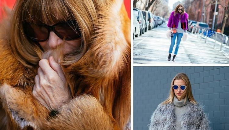 Fashion Week Street Style: Day 4 With Anna Wintour & Giovanna Battaglia