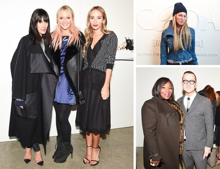 Zanna Roberts Rassi & Harley Viera-Newton Attend The Target + CFDA Fashion Incubator Showcase