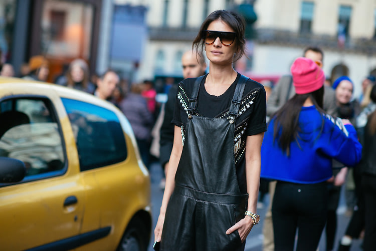 Paris Fashion Week Street Style: Part 2
