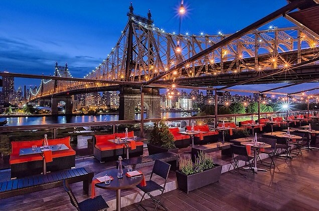 The Best NYC Rooftops For Drinking With A View This Spring