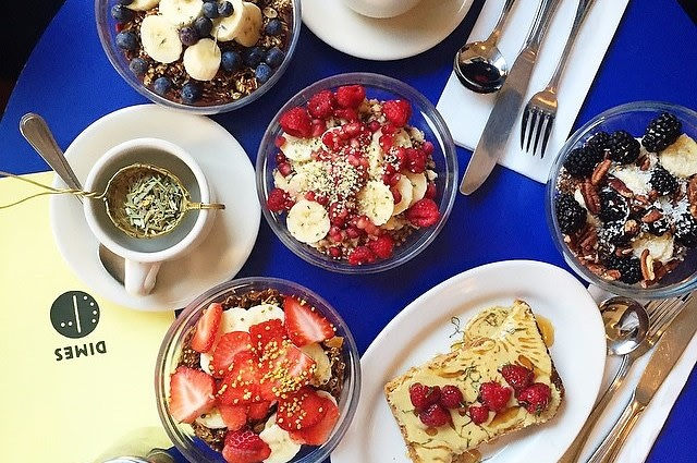 NYC Brunch Spots: Where To Get The Best Puddings & Porridge This Weekend