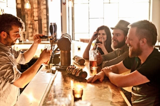 The 12 Most Awkward (& Hilarious) Pick-Up Lines Ever, As Overheard By Your Bartender