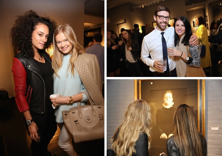 Inside The Members-Only SELECT Soirée At Soho Gallery