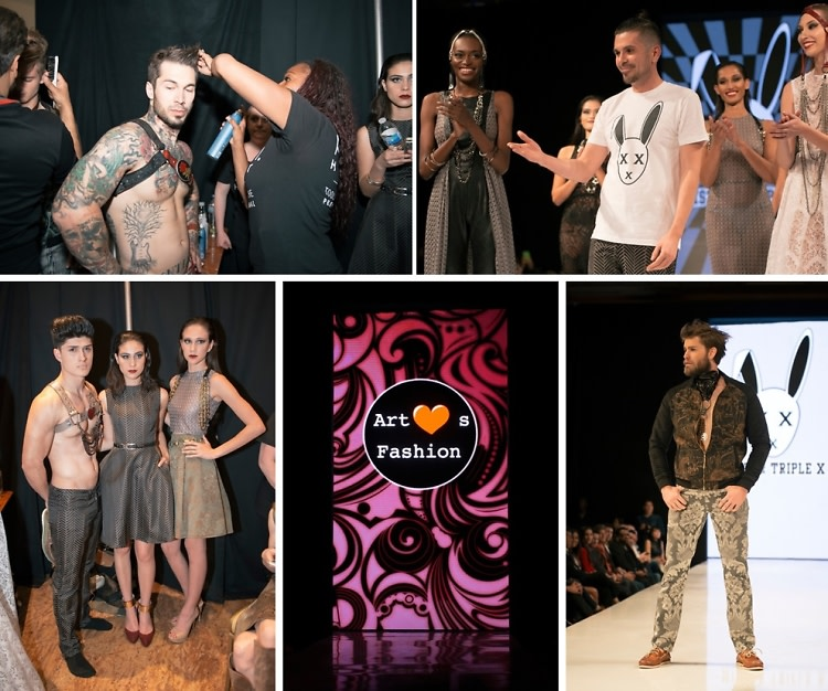 Art Hearts Fashion Takes Over Los Angeles Fashion Week
