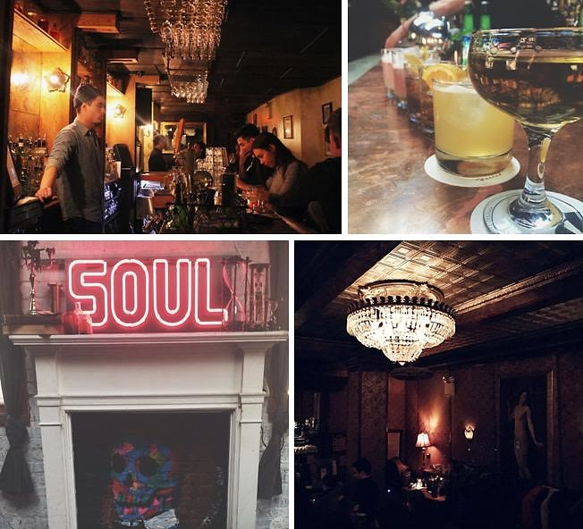 Your 2015 Guide To The Best Hidden Bars In NYC