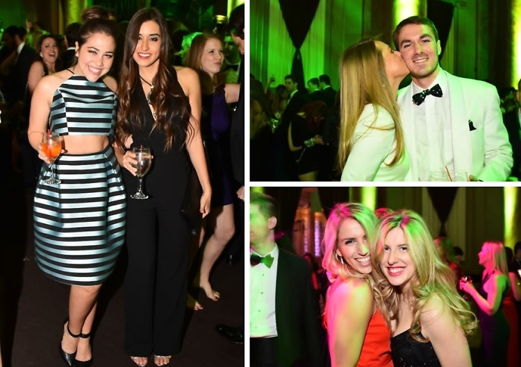 Best Dressed Duos: Hark Society 3rd Annual Emerald Tie Gala
