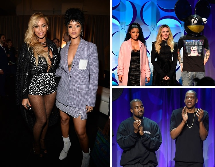Here's Why Every Big Musicican Joined Jay Z At The Launch Of Tidal