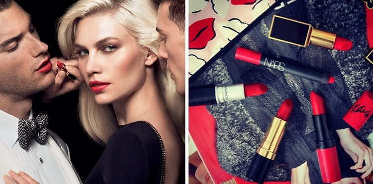 Red Lips Or The 'Natural' Look? Here's How Makeup REALLY Affects Your Love Life