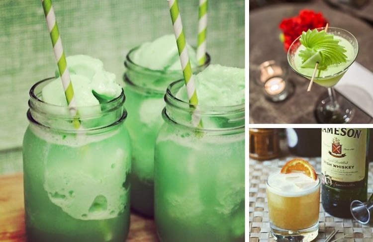 6 Festive Cocktails To Whip Up This St. Paddy's Day