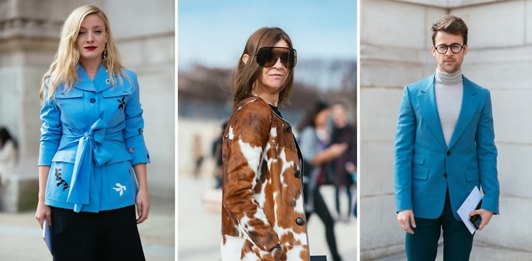 Paris Fashion Week Street Style: Part 4 With Carine Roitfeld & Brad Goreski