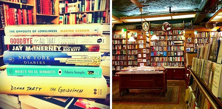 5 NYC Bookstores For Every Type Of Reader
