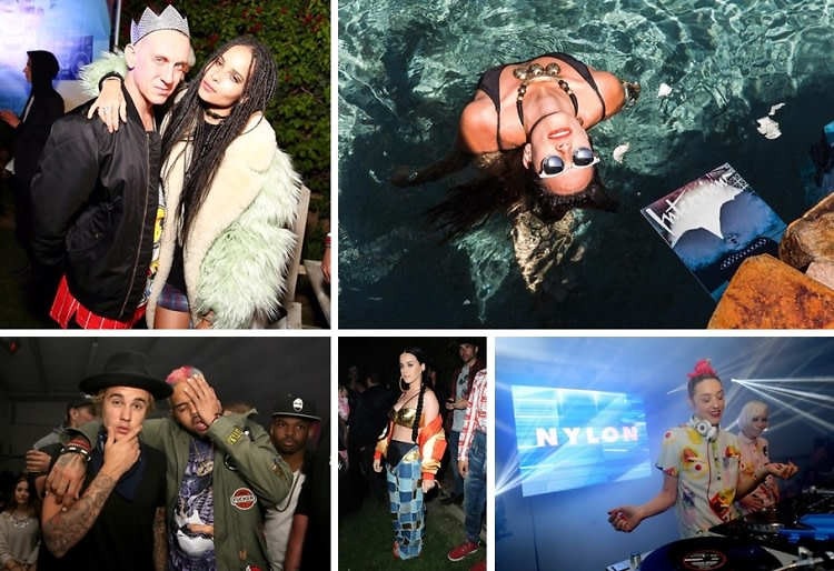 Inside The Top Parties Of Coachella 2015, Weekend 1
