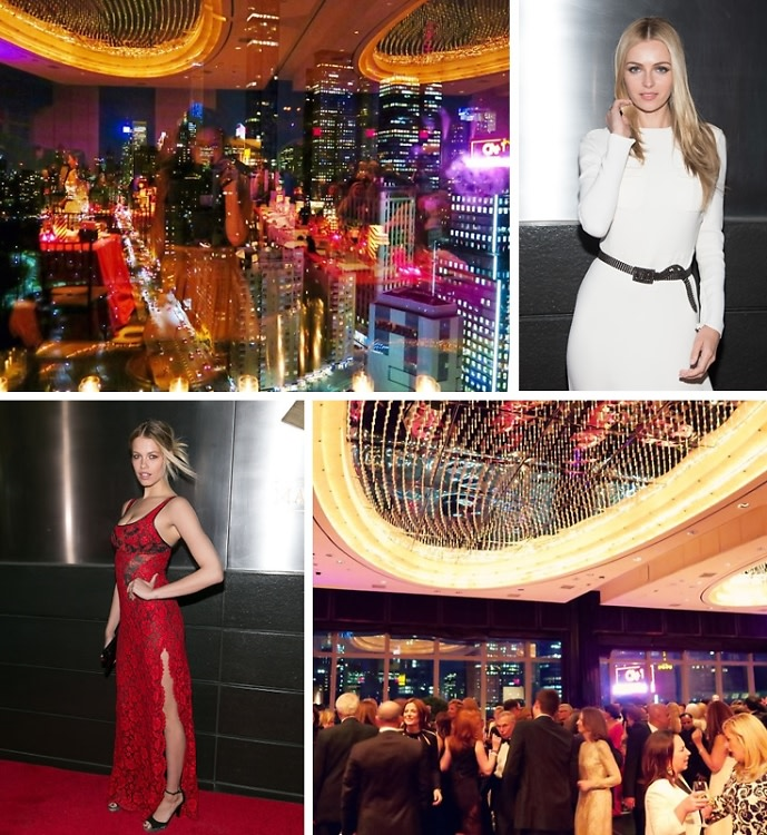 Hailey Clauson, Jessica Joffe & Julie Henderson Attend The New Yorkers For Children