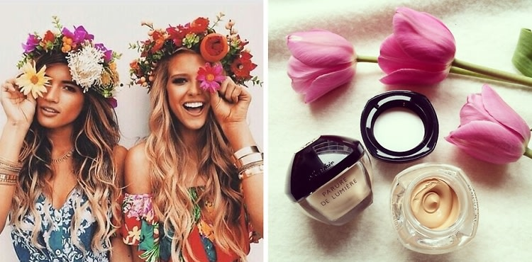 Get Your Glow On With These Springtime Beauty Picks