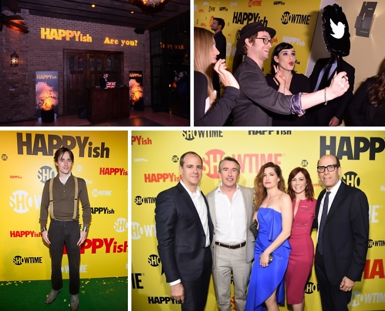 Inside The HAPPYish Series Premiere & After-Party