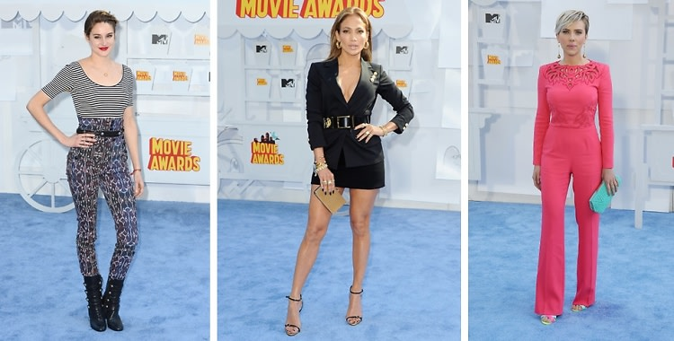 Best Dressed Guests: Must-See Looks From The 2015 MTV Movie Awards