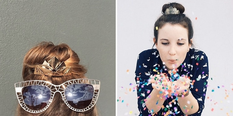 Trend Alert: 10 Bun Pins To Amp Up Your Top Knot