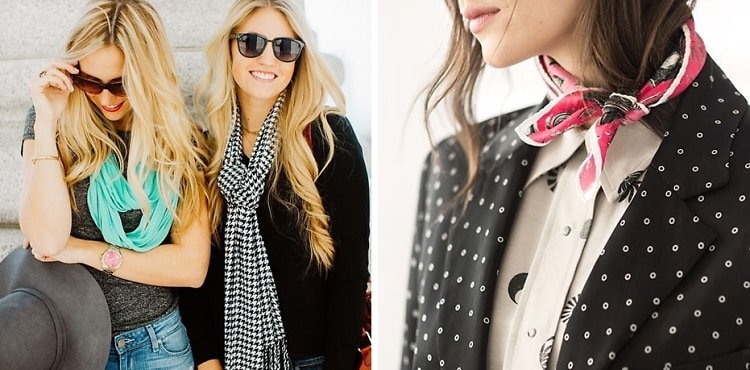 10 Lightweight Scarves Perfect For Accessorizing This Spring