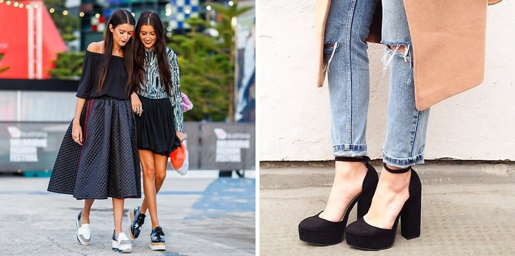 10 Chic & Comfy Shoes Perfect For Seasonal Strolls