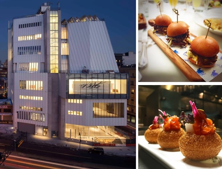 Where To Eat After Visiting The New Whitney Museum