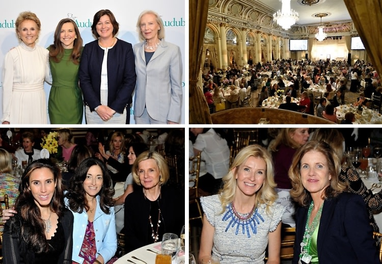Inside The Audubon Society 2015 Women In Conservation Luncheon
