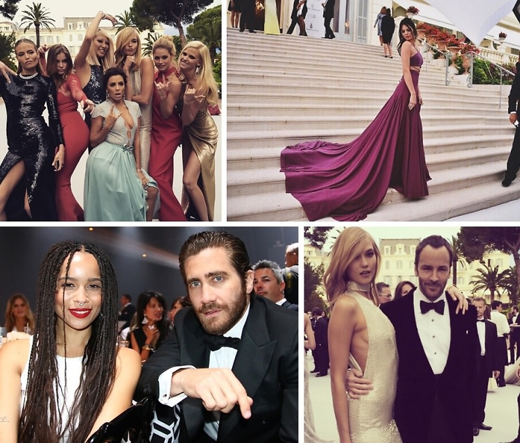 Cannes Instagram Round Up: Inside amfAR's 22nd Cinema Against AIDS Gala
