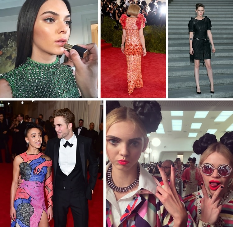 Chanel Cruise Seoul Vs. The Met Gala