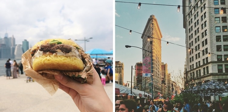 The Best Outdoor Markets To Check Out In NYC This Season
