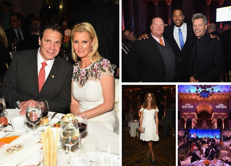 Mario Batali, Jon Bon Jovi & More Attend The Food Bank For New York City's Can-Do Awards Gala