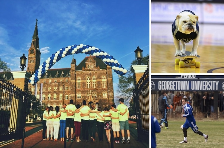 Georgetown University: 8 Instagram Accounts All Hoyas Should Be Following
