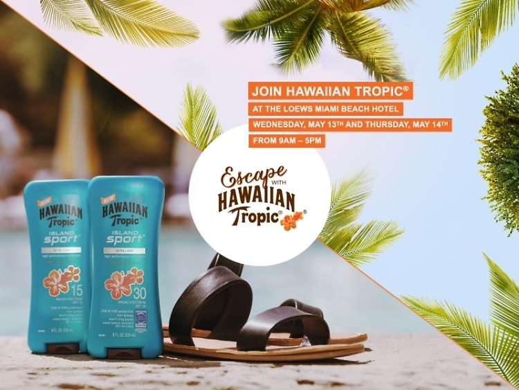 You're Invited: Join Hawaiian Tropic & Sarah Hyland At A Sunny Escape In Miami
