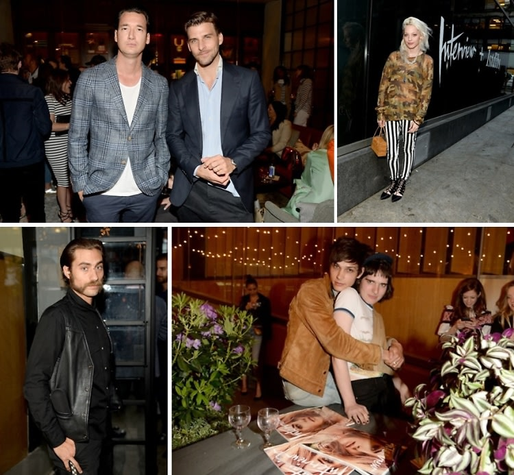 Interview Magazine, 1stdibs & Paul Kasmin Gallery Host A Cocktail Party For Frieze Week