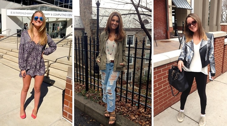Campus Street Style: Lehigh Lightens Up For Spring