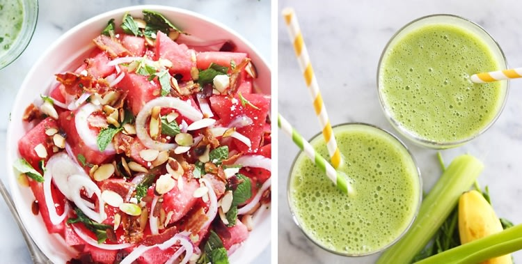 5 Easy & Healthy Recipes To Kick Off Your Summer