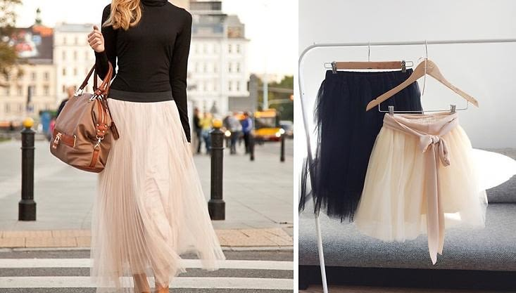 Trend Alert: 10 Tulle Skirts You'll Actually Want To Wear