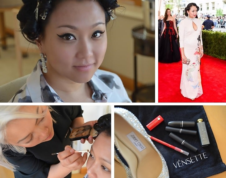 Heiress Veronica Chou's 2015 Met Gala Photo Diary