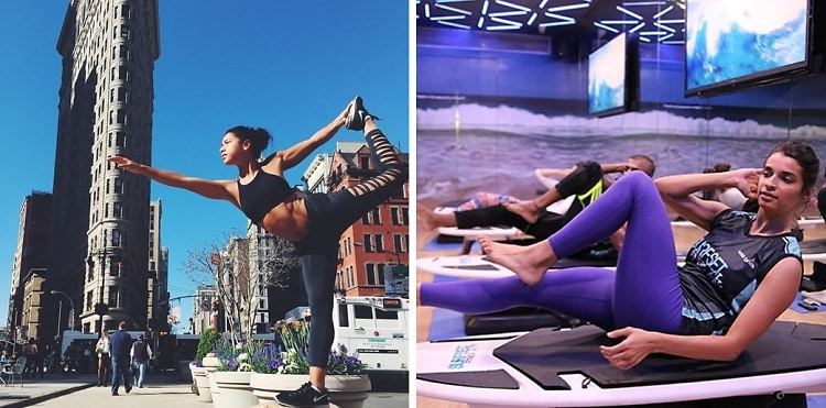 5 Innovative Workouts To Try In NYC This Season
